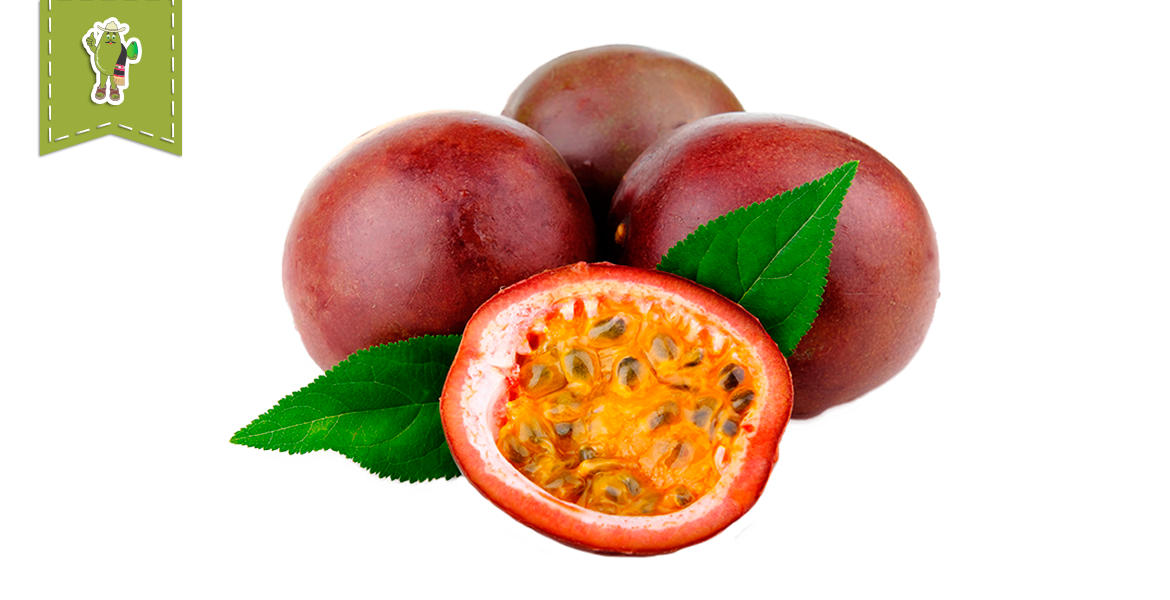 Passion Fruit - Frhomimex