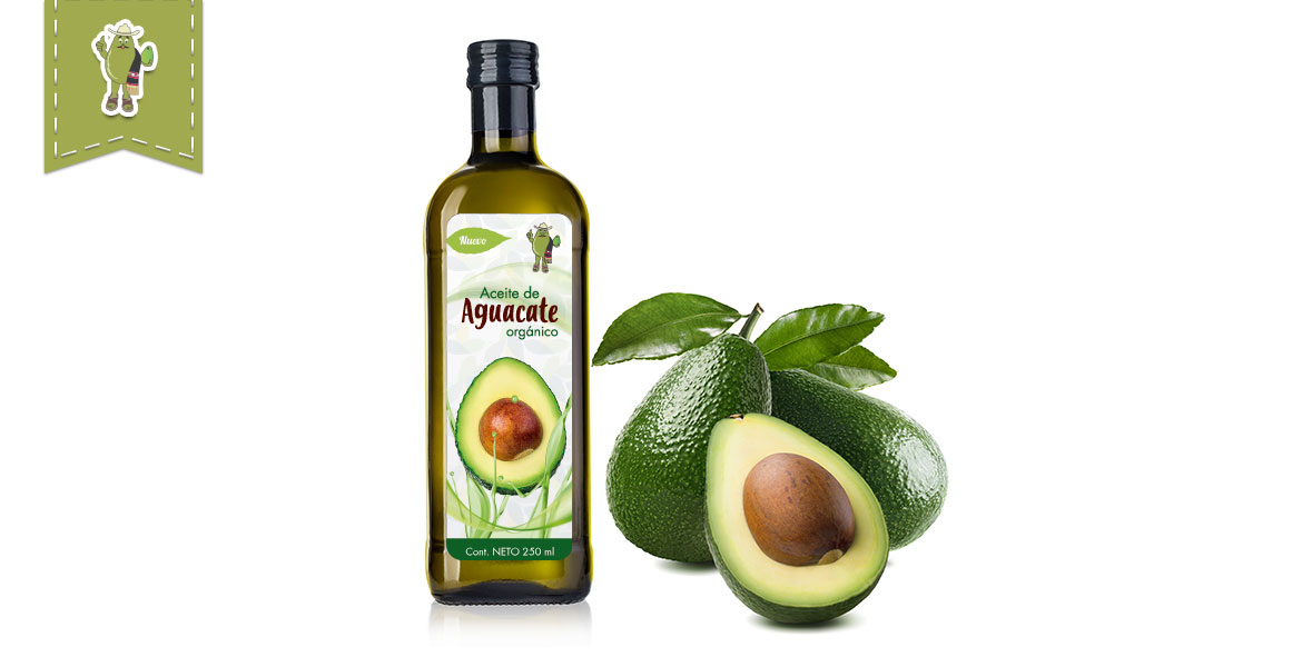 Aceite de aguacate - Frhomimex